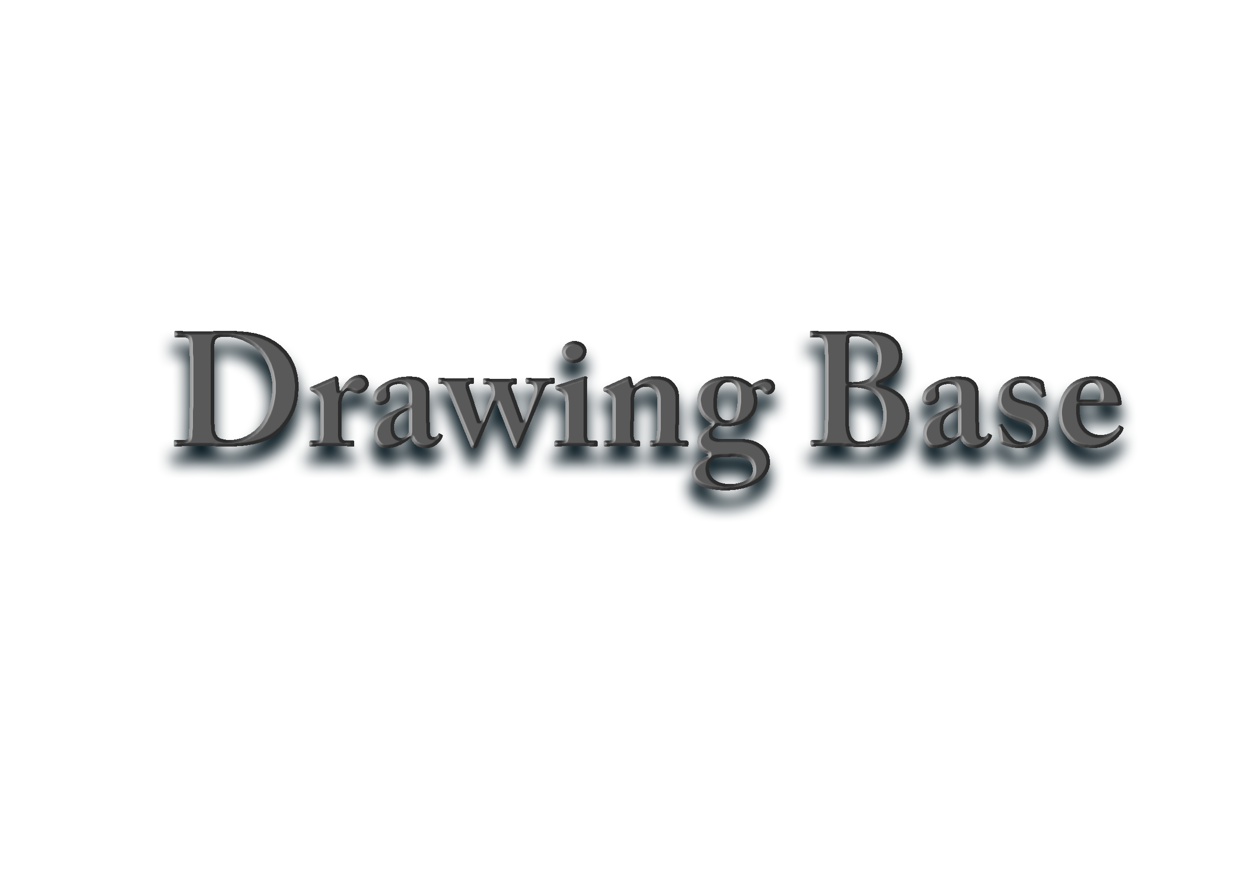 Drawing Base